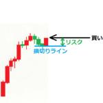【株式投資】3分足チャートを使ったデイトレードの一例を解説します。